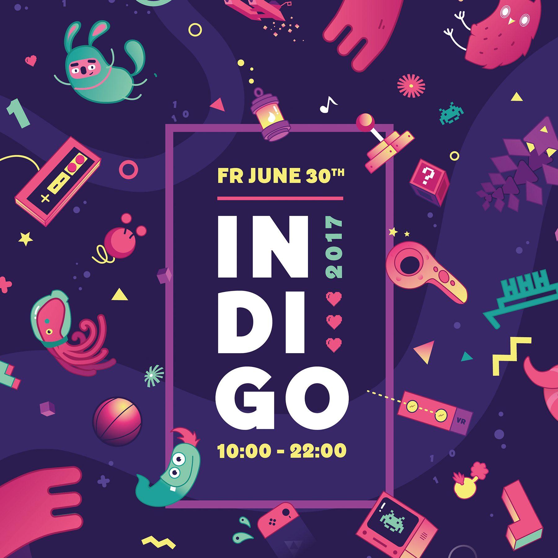 Indigo artwork 2017