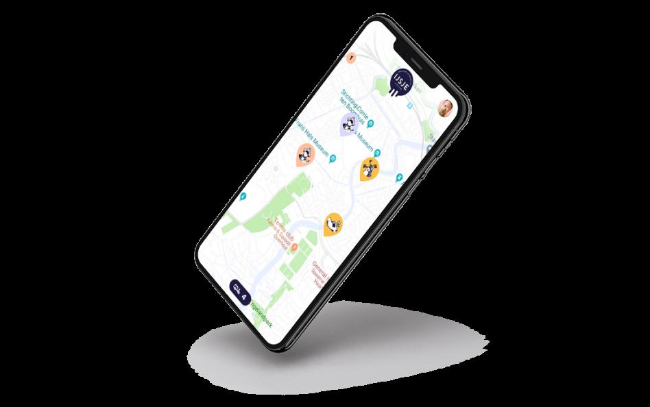 Ijsje app ontwikkeld door defigners